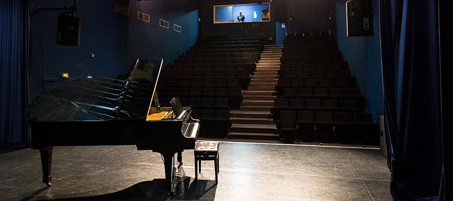 Salle Alain Peters