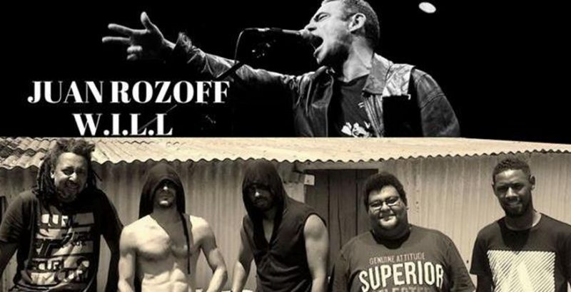 Juan Rozoff / W.I.L.L