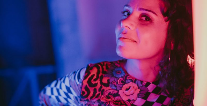 Tine Poppy : Paradox-1