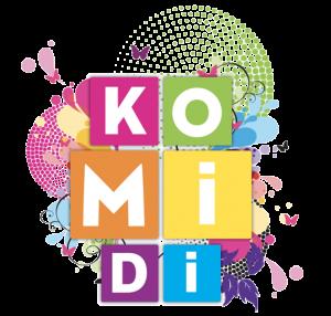 Logo Komidi