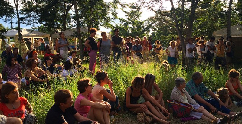 L'école du jardin planétaire fête ses 5 ans