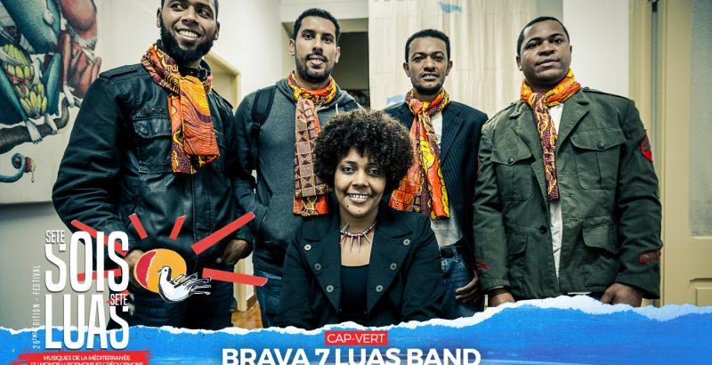 Soirée de cloture : Danyèl Waro, Brava 7Luas Band