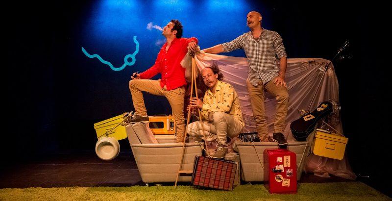 3 hommes dans un bateau-3