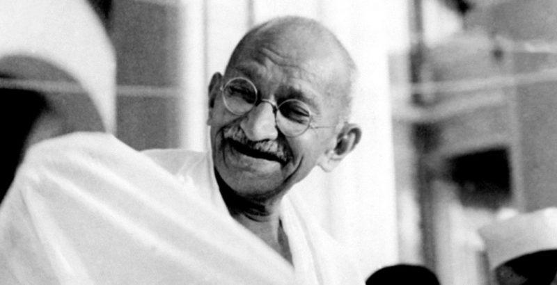 Hommage à Gandhi-2