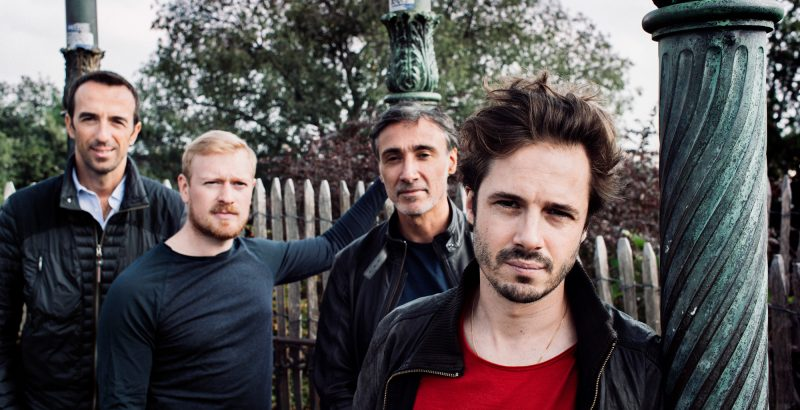 Matthieu Chazarenc Quartet-1