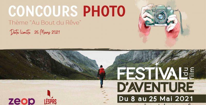 Concours photo : Festival du film d'aventure de La Réunion