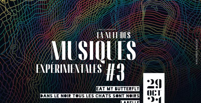 La nuit des musiques expérimentales #3-2