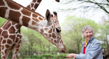 img-Intermèdes Nature - The Woman who Loves Giraffes
